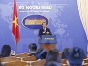 [Video] Vietnam welcomes Philippines' settlement of fishermen issue