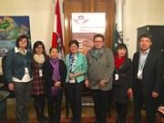 Vietnam, Austria trade unions forge stronger ties