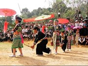 [Video] Mong cultural festival 2016 to take place in Ha Giang