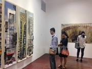 Contemporary Vietnamese art on show in Hanoi