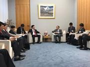 Vietnam, Japan agree to intensify political trust