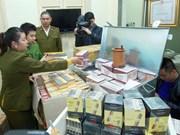 Workshop tackles smuggling, trade fraud