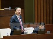 Legislators debate draft revised Railway Law, e-visa resolution