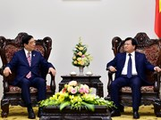 Deputy PM vows to support IFRC's operations in Vietnam