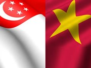 Vietnam, Singapore agree on measures for stronger ties