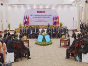 Prime Minister attends development triangle summit