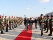 Party chief visits Bolikhamsai, concluding Laos visit