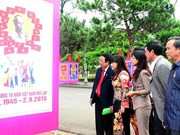 Poster exhibition marks national resistance day