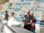 Rice exports see sharp decrease