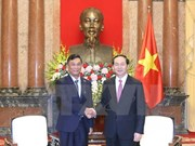 President pledges to boost investment to Myanmar