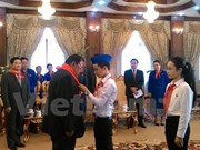 Vietnamese, Lao youths called to nurture special relations