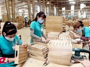 Vietnam expands wood exports to EU