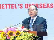 Viettel marks 10-year overseas investment