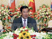 Cambodian PM visits historical site in Dong Nai