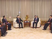Party chief lauds Chinese body for promoting ties