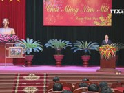President extends Lunar New Year greetings