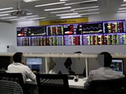 First trading session in lunar New Year launched