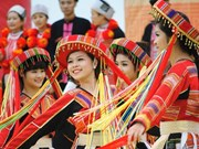 Red Dao ethnic people boast 'stealing' festival