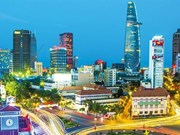 HCM City targets 8.7 % growth in 2017