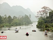Huong pagoda - attractive spiritual and landscape tourism site