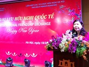 Foreign diplomats join friendship spring tour in Hanoi