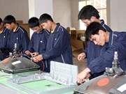 Competitions help vocational schools improve training