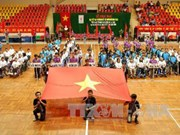 Over 1,000 athletes, coaches competes in 18th National Para Games