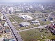 Hanoi urban areas' greenery falls short