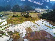 Tuyen Quang boasts poetic mountainous landscapes
