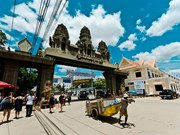 Vietnamese firms contribute to Cambodia's growth