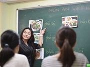 First Vietnamese language skill test held in Japan