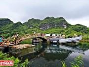 Visit Kong: Skull island film set in Ninh Binh