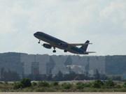Vietnam Airlines adjusts flight schedule due to storm Hato
