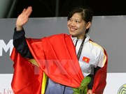 Vietnamese gold medalists at SEA Games 29