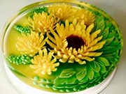 3D jelly cakes –from favourite dessert to art