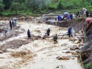 Works to surmount natural disaster to be continued