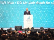 APEC 2017: PM attends Vietnam Business Summit