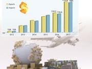 Vietnam posts trade surplus of 2.8 billion USD in 11 months