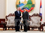 Ho Chi Minh City leader reiterates priority to ties with Laos