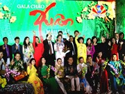 Vietnamese expats worldwide welcome traditional Tet festival