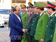 Prime Minister makes New Year visit to Da Nang