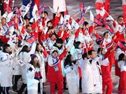 2018 Winter Olympics' impressive closing