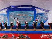 Work starts on 1-billion-USD industrial zone in Nghe An