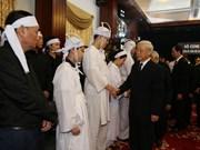 State funeral for former PM Phan Van Khai