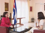 Party chief's visit to Cuba to preserve historic legacy