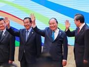 Plenary session of sixth GMS Summit in Hanoi