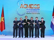 PM attends opening of ACMECS 8 in Thailand