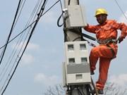 Solar power lights An Binh people's life up