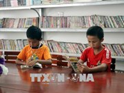 Free library inspires reading in rural area