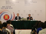 Hanoi to host World Economic Forum on ASEAN in September